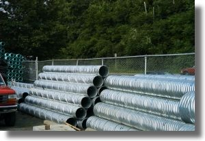 Corrugated Metal Pipe
